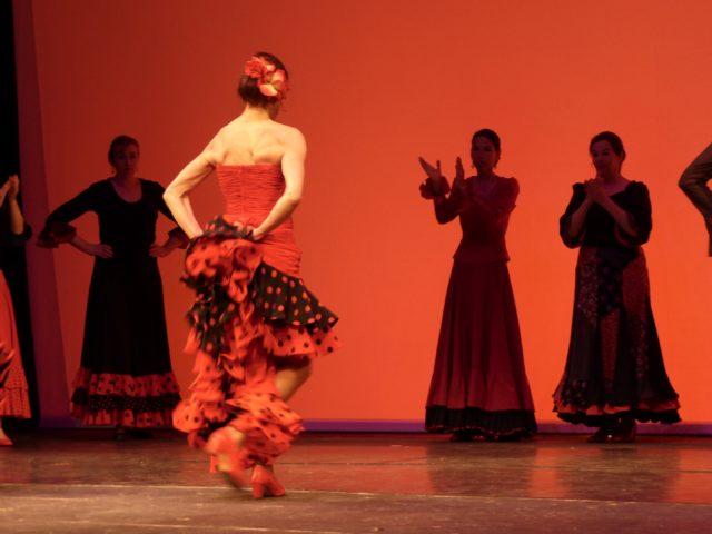 Flamenco-Landshut präsentiert von Michaela Schabel