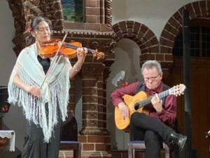 """Flamenco Vivo"" präsentiert von www.tanzschule-flamenco.de"